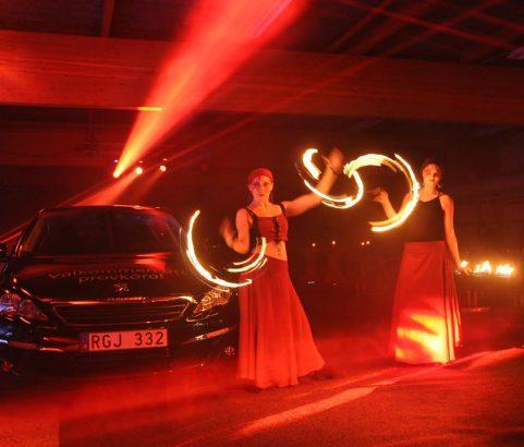 Lansering av Peugeot 308