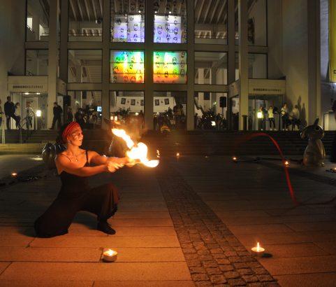 Earth Hour i Helsingborg